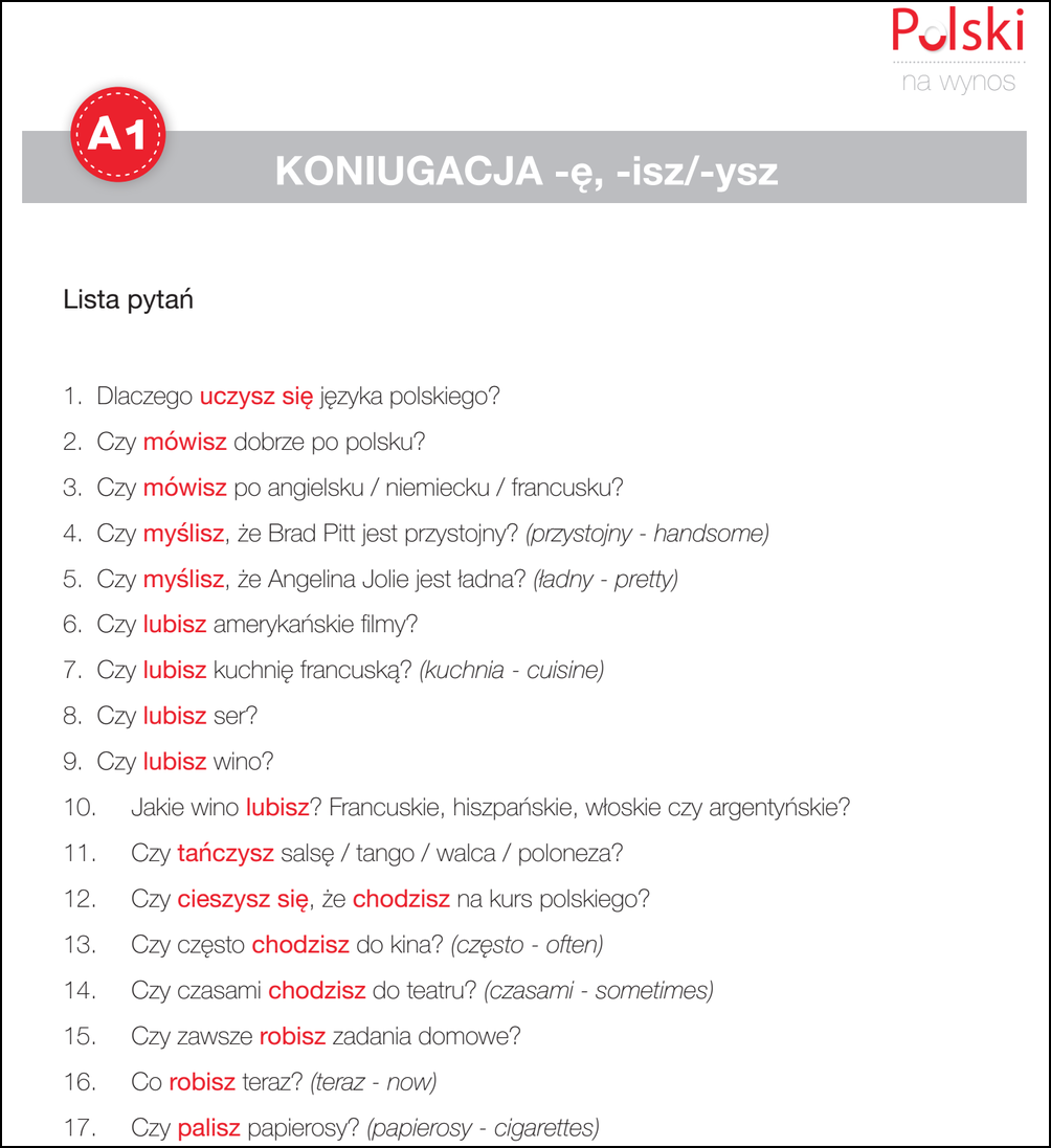 The Definitive Guide to Learning Polish