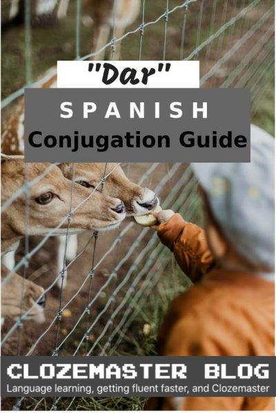 Dar Conjugation: The Complete Guide on How to Conjugate Dar