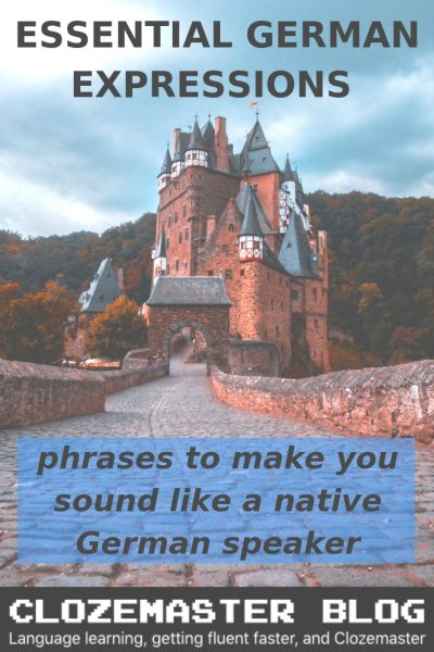 100+ Common German Phrases and Expressions to Sound Like a